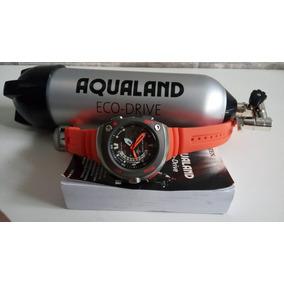 2b167fcc177 Pulseira Aqualand Laranja - Joias e Relógios no Mercado Livre Brasil