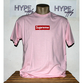 Camiseta Supreme Box Logo - Camisetas Manga Curta para Masculino no ... 6624ca24f96da