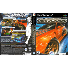 Need For Speed Underground 1 Ps2 Patch