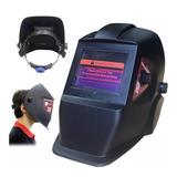 Máscara De Solda Automática Com Regulagem Din 9-13 Cr2 V8