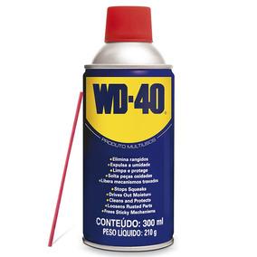 Lata Spray Wd-40 Produto Multiusos - Remove Zinabre - 300ml