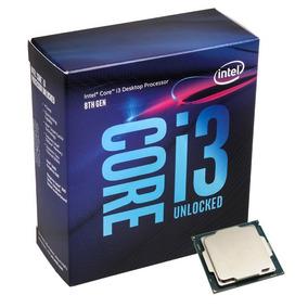 Procesador Intel Core I3-8100 8va Generación 2 Núcleos