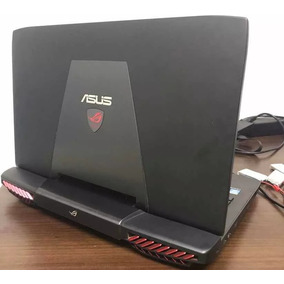 Notebook Asus Rog I7, Gtx980