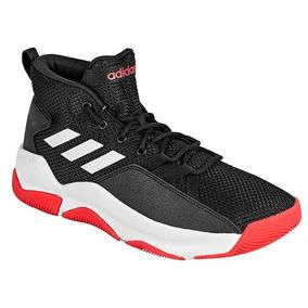 Tenis adidas Streetfire Bb7007 Negro Caballero Oi