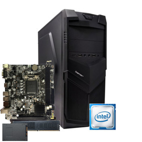 Cpu Bg3521 Intel Core I5 2400 Mb H61d 8gb Ssd 120gb 350w