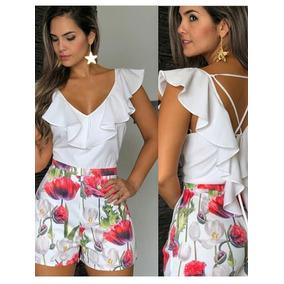 6ebdbaabdeeda Blusas Ultima Moda - Blusas de Mujer en Mercado Libre Venezuela