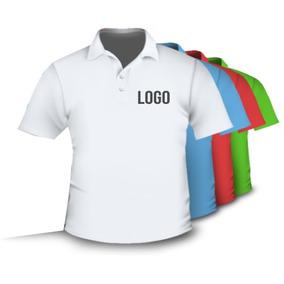 Camisa Gola Polo Uniformes Profissionais - Pólos Manga Curta ... 91a6d2d3e84