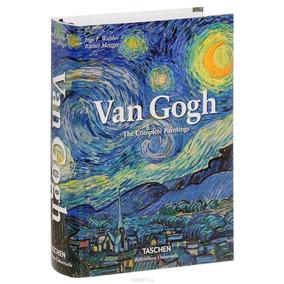 Van Gogh Obra Completa De Pintura Em Português Frete Grátis