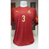 Camisa Da Seleção De Gana no Mercado Livre Brasil d3b0026faf920
