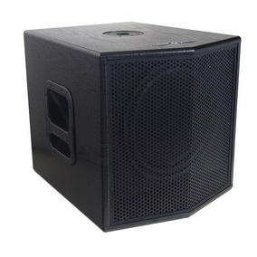 Subwoofer Ativo Ps12 Swa 500 Wrms Preto C/ Crossover - Frahm