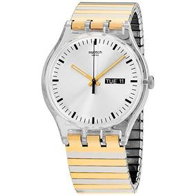 Swatch Original Distinguo Reloj Unisex Slim
