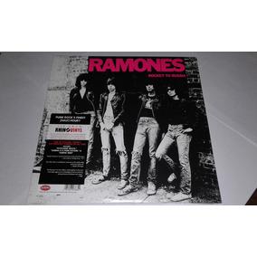 Lp Ramones Rocket To Russia Vinil Novo E Lacrado