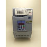 M2037- Inversor De Frequencia Weg Cfw08 5 Cv 220v