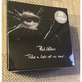 Phil Collins - Take A Look At Me Now... Collection [8cd]
