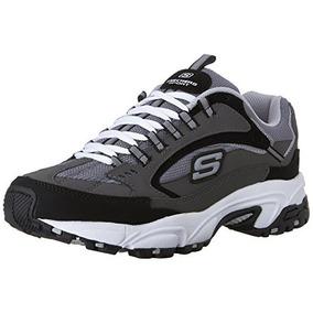 Apache Zapatos Hombre En Libre Tenis Tipo Mercado Skechers Para E2HWDY9I
