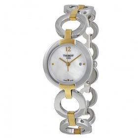 48ee25d5155 Relogio Tissot Feminino Madreperola - Relógios no Mercado Livre Brasil