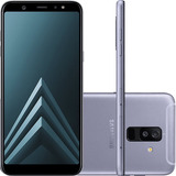 Galaxy A6+ Dual Chip Android 8.0 Tela 6 64gb 4gb Ram 16mp