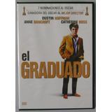 El Graduado - Dvd Original, Cerrado, Nuevo