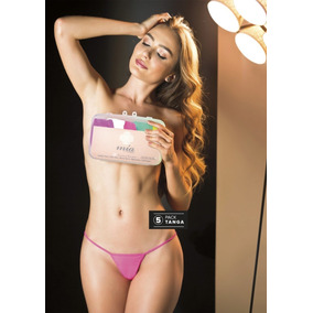 Pack De 5 Tangas Mia By Andrea Efecto Invisible 60928 Full