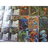 Tarjetas Pepsi Cards Marvel Año 1995 Precio X C/una