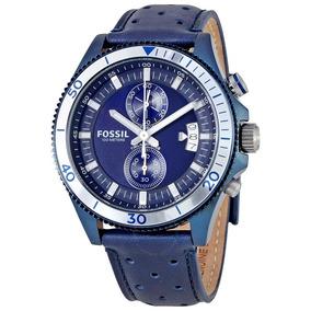 Relógio Fossil Blue - Relógios De Pulso no Mercado Livre Brasil 0abe3d891e