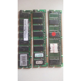 Memoria Ram De 128 Y 64 Mg