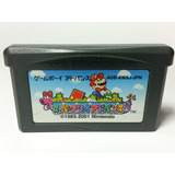 Super Mario Advance Gba Nintendo Gameboy Advance
