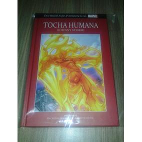 Hq Os Heróis Mais Poderosos Da Marvel Nº55 - Tocha Humana