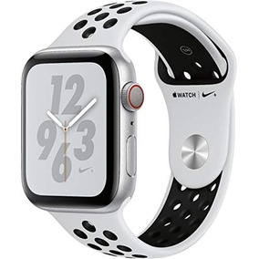 0f800c3dd548a Apple Watch Nike Reloj Serie 4 Gps Celular 44mm