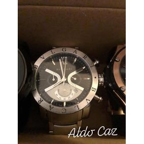 8c61f33af27 Reloj Bvlgari Caballero De Lujo Envió Gratis