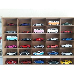 Kit 12 Miniaturas Carros Nacionais E Importados 1/32 A 1/46