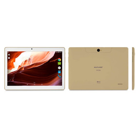 Tablet Multilaser M10 Tela 10 16gb 3g Nb277 2gb De Ram