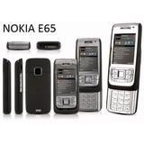 Celular Nokia E65-1 E65 Em Bom Estado Com Acessórios Origina