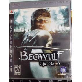Beowulf The Game Ps3 Jogo Original Completo Mídia Física