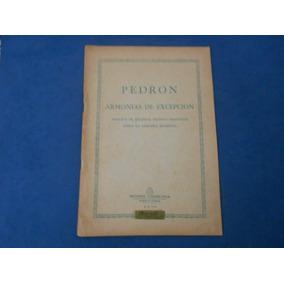 Armonias De Excepcion - Pedron