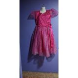 ** Vestido De Fiesta O Disfraz Halloween Princesa Rosa **