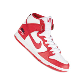 buy online 54524 c019e Zapatillas Botitas Nike Sb Dunk High Pro 100%originales !