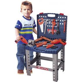 Super Kit Ferramentas Oficina Infantil 53 Peças 489400 Bel