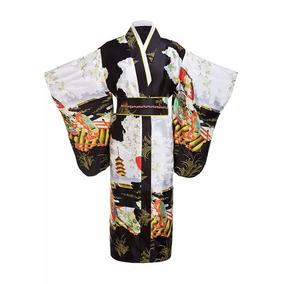 Kimono Japones , Geisha Envio Gratis