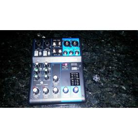 Mesa De Som Yamaha Mg06 Original Sem Uso