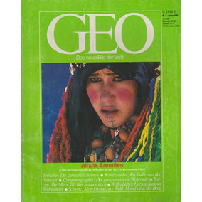 Revista Geo Nr. 1 Januar 1986 Germany