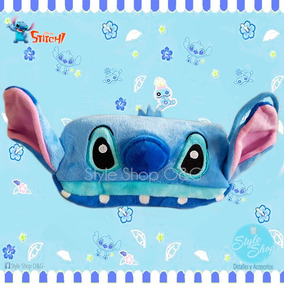 Neceser Portacosmeticos Cartuchera Stitch Doble Cierre