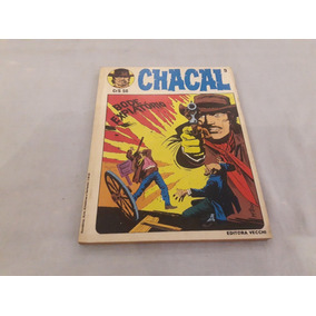 Gibi Chacal Nº 09 - Editora Vecchi - Março 1981