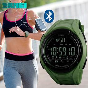 Reloj Bluetoot Skmei 1316 Digital Deporte Calorías Podómetro