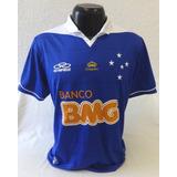 Camisa Cruzeiro Bmg E Olympikus no Mercado Livre Brasil 160ba84807061