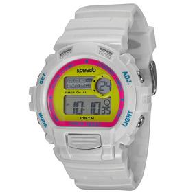 0354e72a072 Relogio Speedo Feminino Branco - Relógios no Mercado Livre Brasil