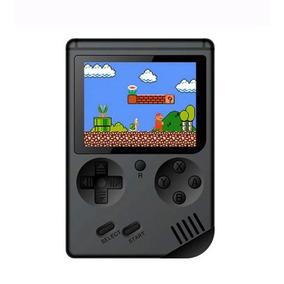 Mini Video Game Portátil Console Nintendo168 Jogos Tela 3,0