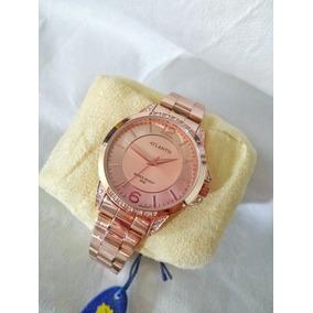 a55e7b02fca Relogio Atlantis Feminino Rose - Joias e Relógios no Mercado Livre ...