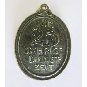 Antiga Medalha Alemã De Honra Ao Mérito Numismática