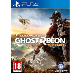 Ghost Recon Widlands Ps4 Digital Primária, Envio Na Hora !